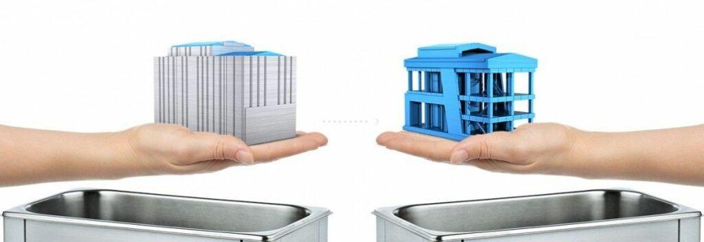 Ventajas de la Tecnología 3D con y sin soporte