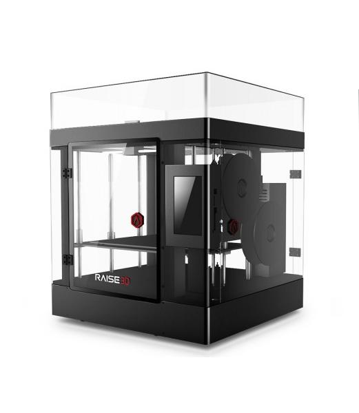 impresión 3D con impresora raise3d