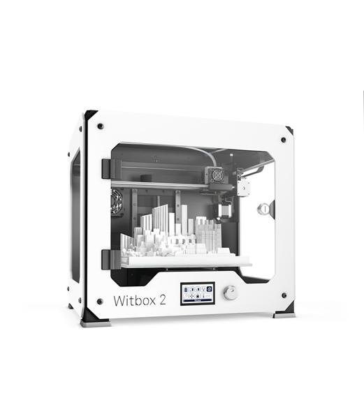 Witbox 2 impresora 3D potente