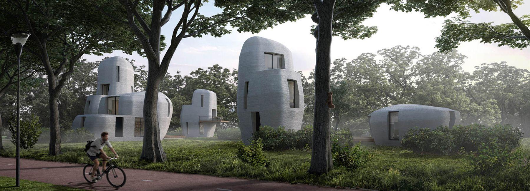 Casa 3D con Project Milestone