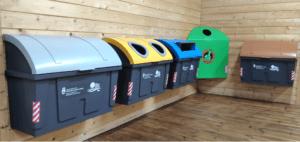 Proyecto diseño de espacio. Sala de educación ambiental