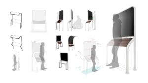 Diseño inclusivo. Diseño de mobiliario urbano universal